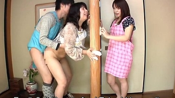 Subtitled Japanese risky making love far voluptuous mother in law