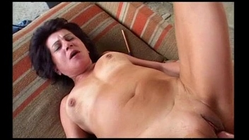 Granny Outdoor Assfuck Sex
