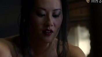 Naked Olivia Cheng in Marco Polo1