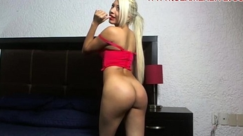 Sexmexlive Horny Mexican Chick Gets fucked hang in there Cam Janeth Rubio