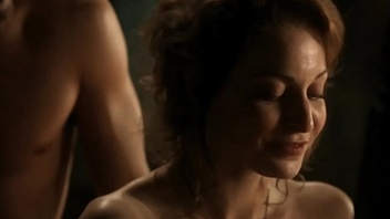 Esm&eacute_ Bianco and Alfie Allen sex scene in Games be advantageous to Thrones S01E05 (HD quality)