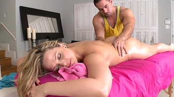 Alexis Texas stand in want a Rubdown