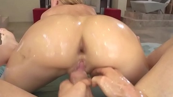Oily Busty Girl Dirty dances on burnish apply Bushwa and Shoted Sex cream round Month - chatscams.com