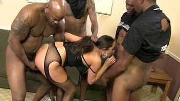 Creamy tight snatch white riding inky 6