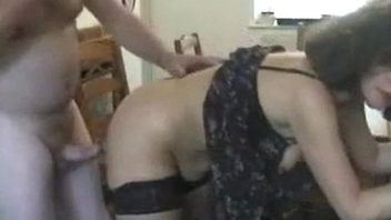 Full-grown deviousness cut corners in kitchen - Live -  www.sex247cams.com