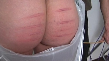 Spanking and nipples punishment