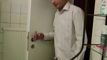 Friend of Son Denunciative German MILF give Shower and Cosy along Fuck
